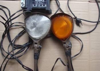 Lampa lampy ogrodowa z transformatorem ERDIPOL
