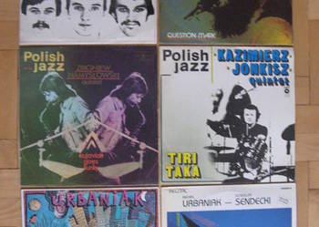 Polish jazz - płyty vinyle – 300 sztuk