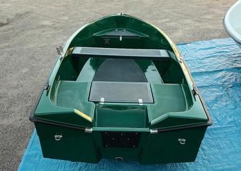 Łódź wiosłowo motorowa PERKOZ 310 łódka łodzie