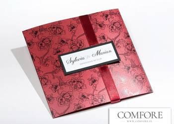 Zaproszenia Ślubne - Elegant Pattern - COMFORE