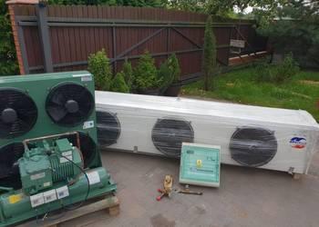 Agregat chłodniczy KOMPLET używany na przechowalnie 400m3