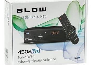 TUNER DVB-T TV BLOW 4502 HD