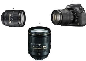 Nikon AF-S 24-120 mm f/4G ED VR, Gwarancja 24m