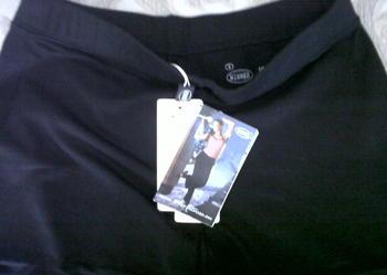Spodnie dresowe rozm.36 z lycry+bawełna nowe,tanio! WINNERS/1/2 ceny sklepowej okazja!