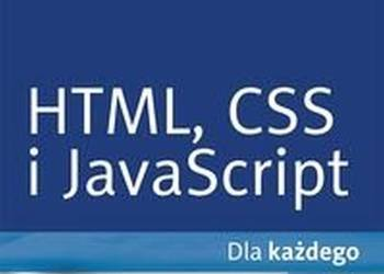 HTML CSS I JAVASCRIPT DLA KAŻDEGO W. VII