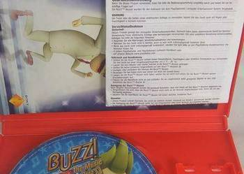 BUZZ THE MUSIC GRA PS2