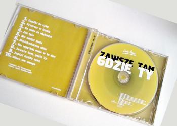 Lady Pank Zawsze Tam Gdzie Ty CD RARYTAS