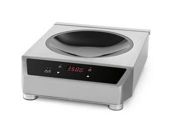 Wok indukcyjny kuchenka Hendi 3100 W