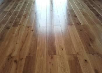 Deska dębowa rustykalna