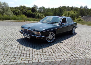 Jaguar xj Daimler 4.0 B/G // możliwa zamiana //