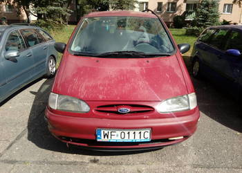 Ford Galaxy 1.9 tdi 90 KM