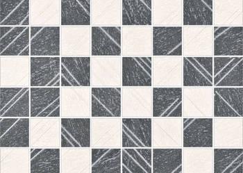 mozaika gres na podłogę i ścianę 39,6x39,6 g.1