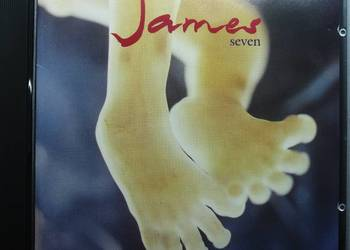 JAMES-SEVEN>CD 1 WYD.NIEREM.