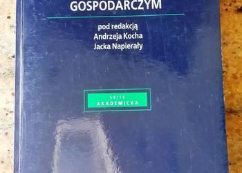 Umowy w obrocie gospodarczym Koch Napierała podręcznik KSH