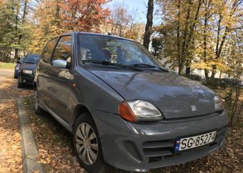 Fiat Seicento 900 GAZ lpg sporting