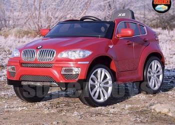 ORYGINALNE BMW X6 W NAJLEPSZEJ WERSJI,MIĘKKIE SIEDZENIE ,KOŁ