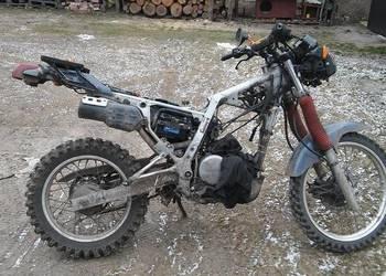 Honda Dominator NX 650 nie(slr klx kle dt )