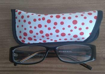 Okulary do czytania z etui