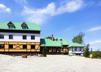 Dochodowy hotel w Zieleńcu na sprzedaż!