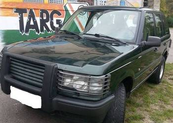 Land Rover Range Rover 2.5tds