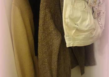 MEGA PAKA zestaw ubrań, akcesoria Stradivarius, Bershka, Hou