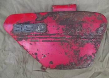 Jawa 350 delux pokrywa boczna boczek