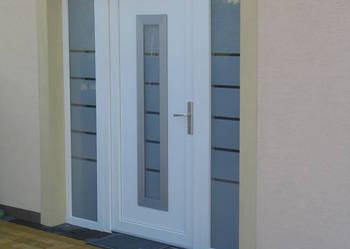 Drzwi PVC Koemmerling, drzwi wejściowe producent