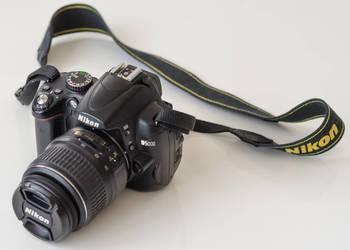 Nikon D5000 + Nikkor 18-55mm + karta SanDisk Ultra 8GB