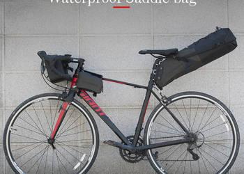 Torba rowerowa pod siodłowa ROCKBROS wodoodporna duża 12-14L