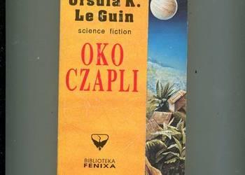 Oko czapli - Le Guin
