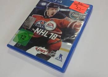 NHL 18 PS4 Używana! Okazja! Wejherowo!