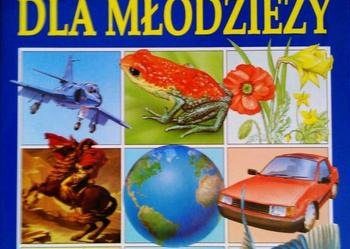 Encyklopedia dla mlodziezy w 5 tomach