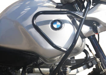 Gmole HEED do BMW R 1150 GS Adventure (01-05) - górne czarne