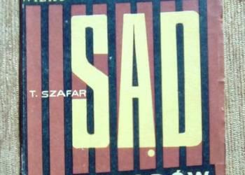 SĄD NARODÓW - Tadeusz SZAFAR ( Sensacje XX wieku )