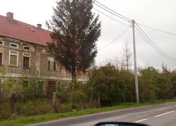 1/2 gospodarstwa we wsi BUDZÓW k/ srebrna góra działka budow