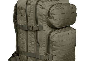 PLECAK ASSAULT PACK LASER CUT OLIVE