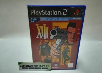 Lombardomat Gra PS2 XIII G405/2018