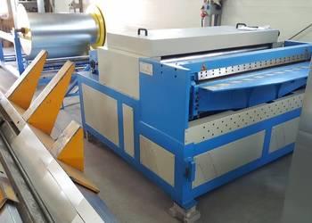 Linia maszyna do produkcji kanałów wentylacyjnych