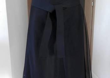 7ab0de4583 Spódnica Tiulowa Rozkloszowana Czarna Imprezowa Wieczorowa L