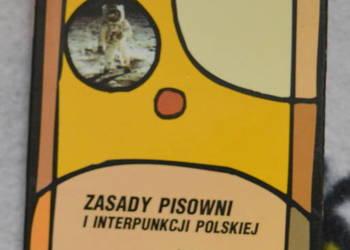 Zasady pisowni i interpunkcji polskiej słownik kieszonkowy