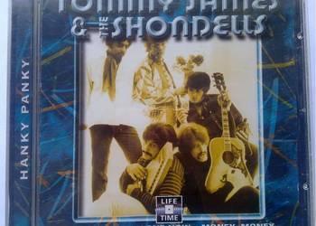 TOMMY JAMES & THE SHONDELLS. Płyta CD.