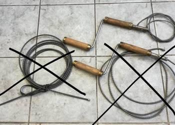 """Spirala (sprężyna) kanalizacyjna, hydrauliczna – """"żmijka"""""""