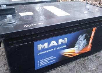 Akumulator 225 ah Daf Volvo Man
