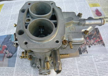 Gaźnik Fiat 125p. - Polonez
