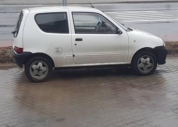 Fiat 1.1 Van 2 kpl opon zima lato