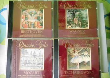 Płyty CD z muzyką klasyczną