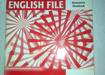 New ENGLISH FILE. ELEMENTARY WORKBOOK