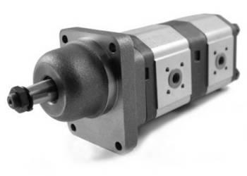 Pompa hydrauliczna zębata z podporą łożyskową. 0510555005,