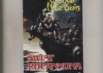 Świat Rocannona - Le Guin