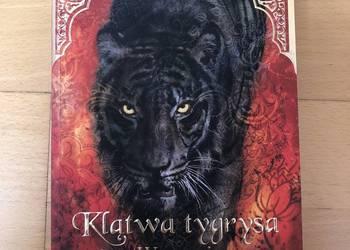 """Książka """"Klątwa tygrysa - Wyzwanie""""!"""